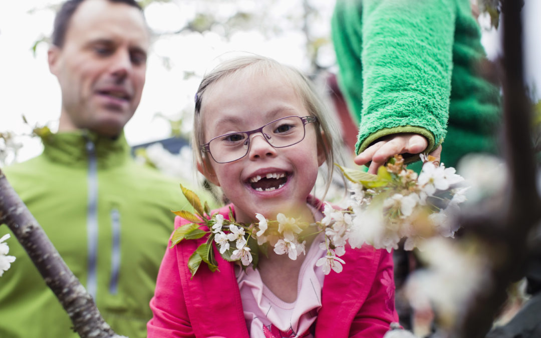 Importancia de la aceptación familiar para el buen desarrollo de una persona con síndrome de Down