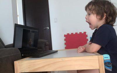 Ayudando a nuestros niños a desarrollar el lenguaje
