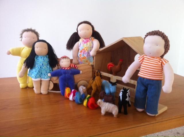 ¿Por qué las muñecas Waldorf son importantes para el desarrollo infantil?